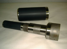 Ceramic Packing Sleeve and Progressive Cavity Pump Drive Shaft
